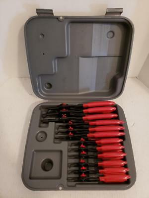 Matco 12 pc. Combination Internal/External Snap Ring Pliers Set MST1225B