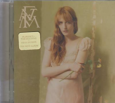 NEW - Florence The Machine CD High As Hope SHIPS NOW !
