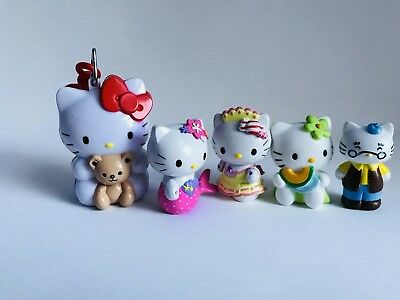 Sanrio Hello Kitty Figures 2""