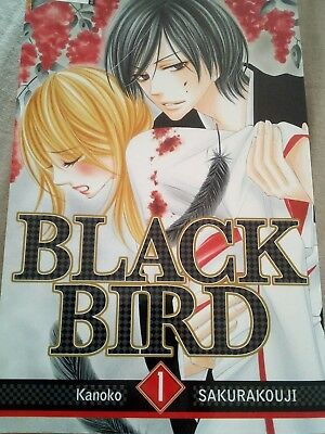 Manga: Black Bird Band 1 (Kanoko Sakurakouji)