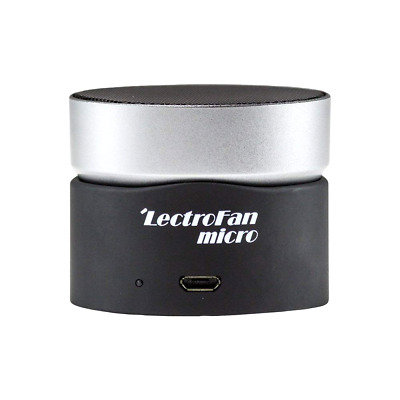 Wireless Sleep Sound Machine Bluetooth Speaker Micro Black For Home Bedroom