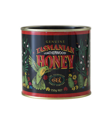 Tasmanian Honey Company  Leatherwood Honey 250g, 350g, 400g, 500g, 750g, 1kg, 2k