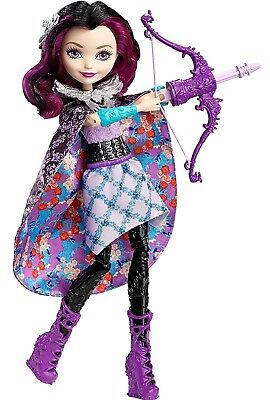 Ever After High Raven Queen Magic Arrow Princess Fashion Doll  Girls Toy Dvj21