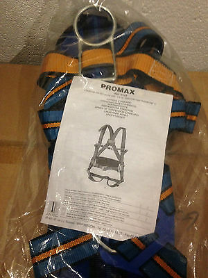 Uvex Antec Promax Safety Harness 3500111 Climbing Equipment Fall Arrest TO CLEAR