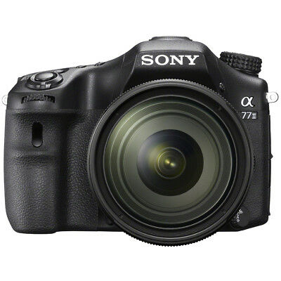 Sony Alpha a77II Digital SLR Camera with 16-50mm f/2.8 Lens