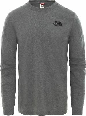 THE NORTH FACE Simple Dome T93L3BDYY Cotton Pullover Long-Sleeve Shirt Mens New