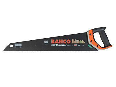 XMS18SAW2600 Bahco 2600-22-10P Superior Handsaw 550mm (22in)