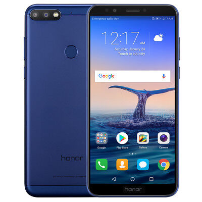 """Huawei Honor 7C 5.99"""" 4G Smartphone Téléphone Android 8.0 OctaCore 3+32GB 13.0MP"""