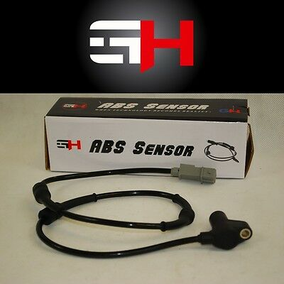 1 ABS Sensor HA HINTEN PEUGEOT 406 + BREAK + COUPE Bj. 19995-2004 ----NEU--GH--