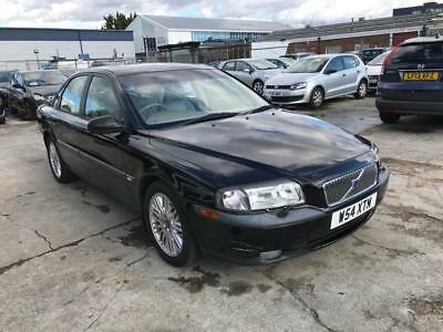 2000 Volvo S80 2.8 T6 4dr