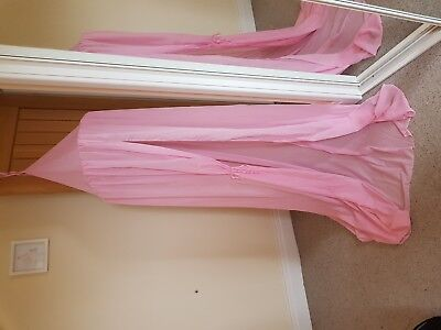 Pink Bed/cot Canopy Girls Room brand new never used