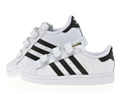 New Adidas toddler shoes SUPERSTAR CF I (BZ0418) baby shoes adidas kids  shoes 95ade57c1