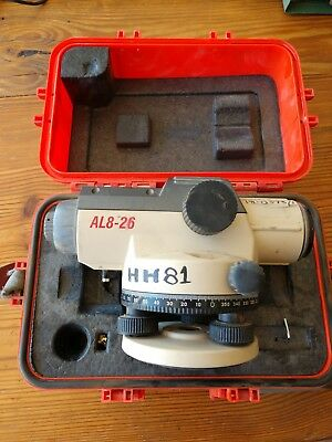 David White al8-26  transit level with case