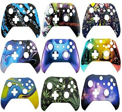 Xbox One S Wireless Controller Custom Replacement Front Shell Face-Plates