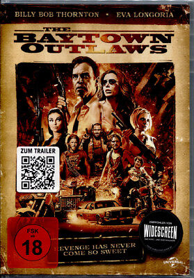 The Baytown Outlaws - Dvd Nuovo E Sigillato, Import Con Audio Italiano