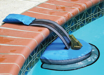 Froglog Critter Saving Escape Ramp for Swimming Pool