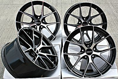 "18"" Alloy Wheels Cruize Gto Bp Fit For Ford Transit Connect Edge"