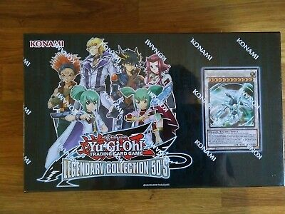 Yu-Gi-Oh! Legendary Collection 5D's - english - american - OVP - NEW