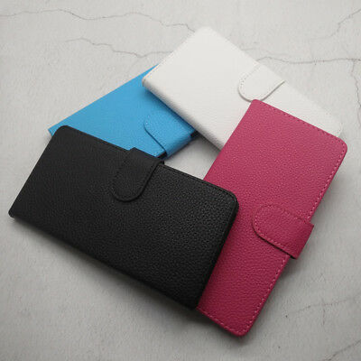 Wiko Series silicone Phone Case Luxury Flip Stand Leather Cover Wallet Case