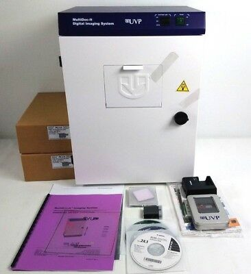 97-0202-01 - MultiDoc-It Imager, TLC - UVP MultiDoc-It Imagers, Analytik JENA