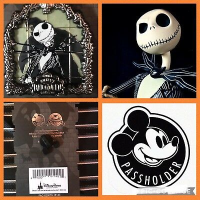 Mickey's Halloween Party 2018 Disneyland Annual Passholder Limited Edition Pin