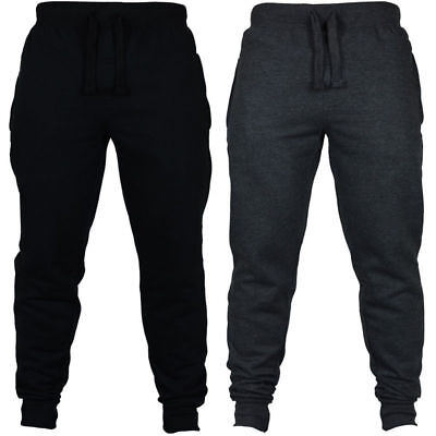 Men Sweat Pant Gym Workout Exercise Fitness Jogging Trouser Active wear Clothing