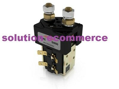 CONTACTOR CONTINUOUS SW80-120 48V 100A/120A type ALBRIGHT