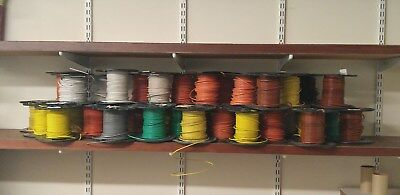 12 AWG STRANDED THWN/THHN 600VBUILDING WIRE -- 120+ ft spool ends
