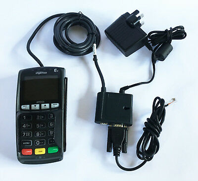 Ingenico iPP350 01T1806A Chip And Pin Contactless Card Terminal