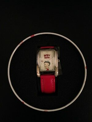 """Betty Boop """"Here's A Kiss"""" Watch By Avon"""