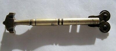 Antique Vintage Tipped Glass Cutter With Nacre Tool For Cutting Glass