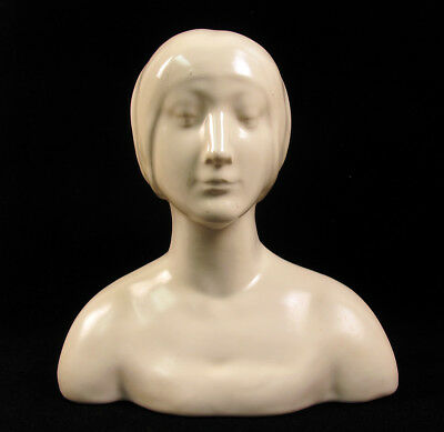 Vintage Rookwood Bust: Eleanor Of Aragon