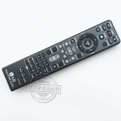 LG home theater DVD remote control AKB70877935