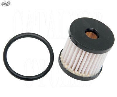 Replacement Fuel Filter for Harley Dyna, Softail, Street Glide & Touring 2008-17