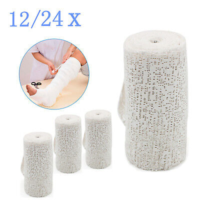 24X plaster bandages Medical plaster cast orthopedic 10X300 cm Surgical supplies