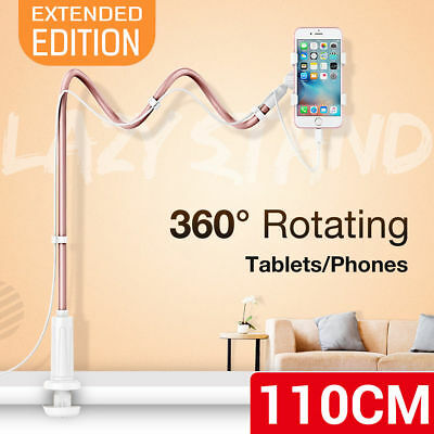 Universal Flexible Desktop Holder Bed Long Arm Lazy Stand Mount Mobile iPhone AU