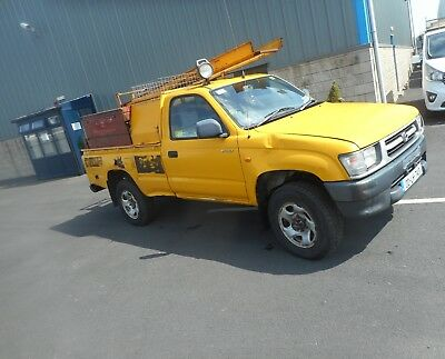 FOR SALE Toyota Pick Up