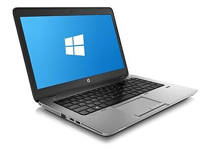 HP Elitebook 840 G2 i5-5300U 8GB 256GB SSD 1600x900 UMTS Win 10 Pro A-WARE #1