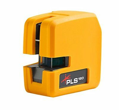 PLS180 Red Cross Line Laser Level PLS-60521N by Pacific Laser Systems