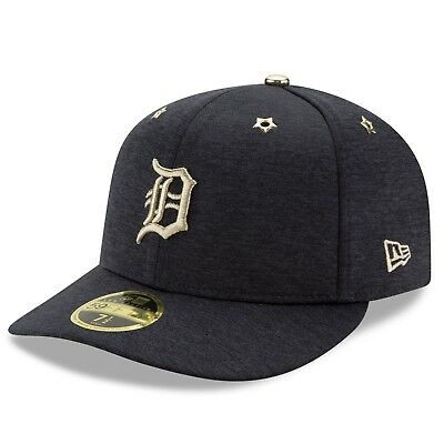 Size 7 3/8 Detroit Tigers 2017 All-Star Game New Era LP 59FIFTY Fitted Cap M135