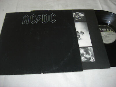 (8485)  AC/DC – Back in Black - OIS - 1980