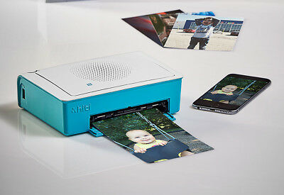 Hiti Prinhome P461 Wireless Smartphone Photo Printer  iOS 6.0+ Android 4.1+
