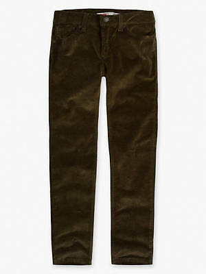 Amaia Kids Boy Freddy Corduroy Trousers Pants Brown 8 Years Old