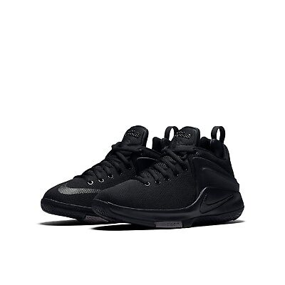 best service a6a47 c6380 Big Kids  Nike Zoom Witness Basketball Shoes NEW Black , MSRP  90