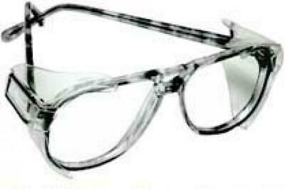 B52 Clear Safety Glasses Side Shields for Medium to Large