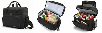 TOURIT Cooler Bag Insulated 15 Cans Large Travel Tote Lunch 22L Soft for Men...