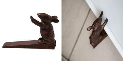 Vintage Cast Iron Mouse Door Stop Wedge by Comfify | Lovely Decorative...