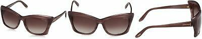 Tom Ford Women's FT0280 Lana Sunglasses, Violet/Other