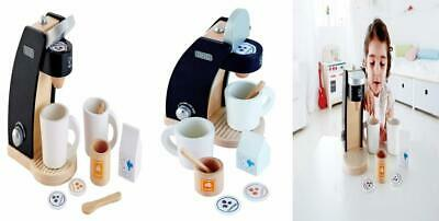 Hape Coffee Time for Two Wooden Maker Play Kitchen Set