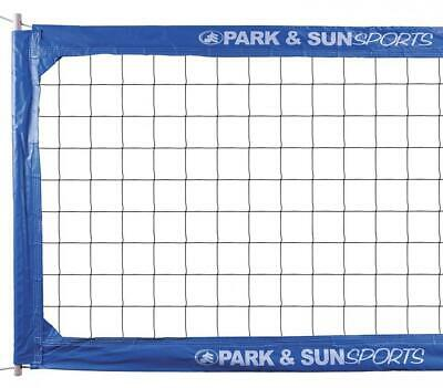 Park & Sun Sports Regulation Size Indoor/Outdoor Professional Volleyball Net...